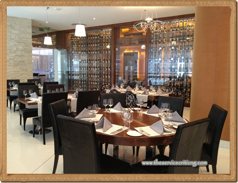Intercontinental Hotel Restaurant Lagos